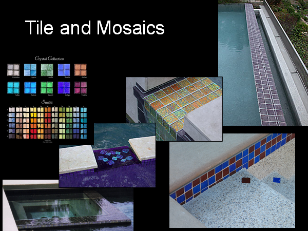 Catalog image of tile and mosaics